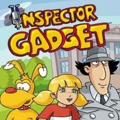 Inspector Gadget: My brother's favorite show. On at the same time. 1 TV in the house. I resented this show for that reason! Inspector Gadget, 90s Childhood, My Childhood Memories, Tiny Toons, Saturday Morning Cartoons, Bd Comics, Little Bit, 90s Cartoons, 90s Nostalgia