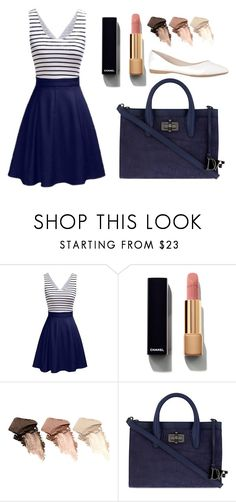 """""""Untitled #769"""" by watermelon-lane on Polyvore featuring Chanel, Urban Decay and Diane Von Furstenberg"""