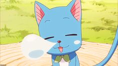 New Ideas Funny Animals Happy Fairy Tail Fairy Tail Edolas, Fairy Tail Cat, Arte Fairy Tail, Fairy Tail Happy, Fairy Tail Ships, Fairy Tail Anime, Funny Christmas Outfits, Christmas Humor, Funny Animal Quotes