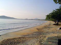 Praia de Iperoig, Ubatuba (SP)