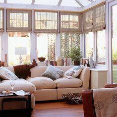 Wintergarten Gartenideen Wohnideen Möbel Dekoration Decoration Living Idea Interiors home conservatory garden - entspannte Wintergarten