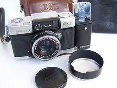 OLYMPUS PEN D3 Half-frame camera