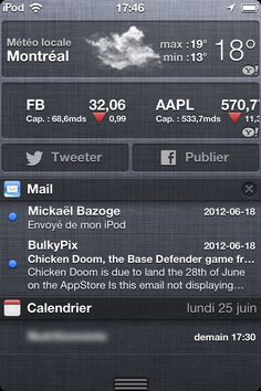 iOS 6 previews