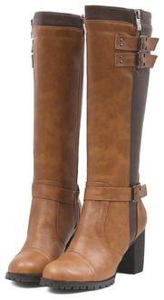 All-matching Dress Boots - OASAP.com