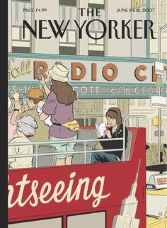 NEW YORKER: Adrian Tomine