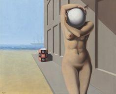 René Magritte - Spiritual Exercises, 193