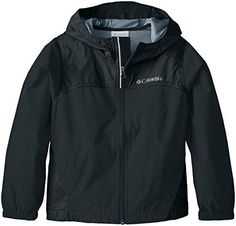 NEW Columbia Big Boys Glennaker Rain Jacket Black Small FREE SHIPPING #small #free #shipping #black #jacket #boys #glennaker #rain #columbia