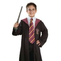 Harry Potter Halloween Costumes For Boys