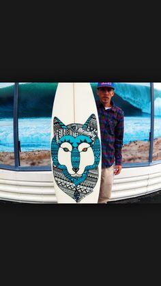 Crazy Wolf Board