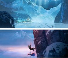 """Frozen"" concept art (Various Artists)"