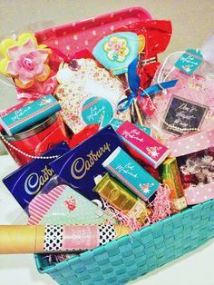 All wrapped up eid hamper ideas pinterest all negle Images