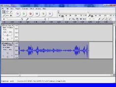 Learn how to use Audacity