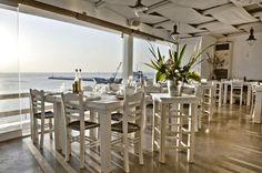 Roca Cookery, Chora, Mykonos, Greece Mykonos Greece, Most Beautiful, Island, Table Decorations, Furniture, Home Decor, Decoration Home, Room Decor, Islands