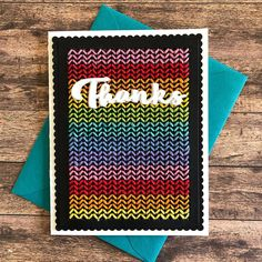 MFT Stamps Cross Stitch Thank you card Cross Stitch Bookmarks, Cross Stitch Cards, Cross Stitching, Embroidery Cards, Embroidery Patterns, Cross Stitch Patterns, Small Cross Stitch, Paper Smooches, Craft Cards