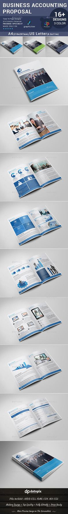 Company Proposal Template Proposal templates, Branding design - best proposal templates