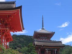Kiyomizu-dera - Kyoto, Giappone