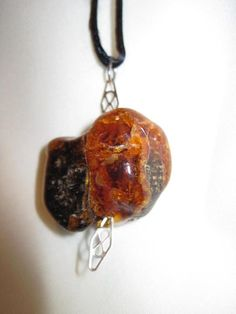 amber nugget necklace found at www.jazbjewelry.com  $10 Baltic Amber