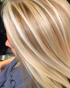 5 Ways to Lighten Blonde Hair Naturally Cool blonde hair color highlights and lowlights Related posts:In love with this hair and you, did you like it ? Natural Blonde Hair With Highlights, Blonde Highlights With Lowlights, Cool Blonde Hair Colour, Summer Blonde Hair, Blonde Hair Shades, Blonde Hair Looks, Light Blonde Hair, Hair Color Highlights, Low Lights Hair