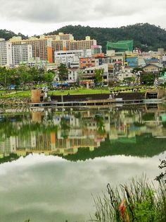 Amylady says: Lake Park - Suncheon, South Korea