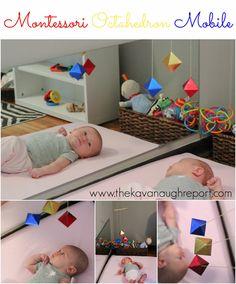 The Kavanaugh Report: Montessori Infant Mobiles -- Visual Series