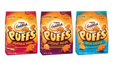 Goldfish Go Gluten-Free, 3 Flavors to Try #SelfMagazine