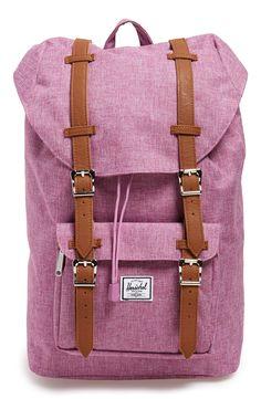 ffe41f150f552 Herschel Supply Co.  Little America - Mid Volume  Backpack Mesh Backpack