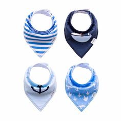 Hello%20Little%20Sailer%20Blue%20Cotton%20Bandana%20Bibs%20Pack%20with%20Double%20Absorbent%20Layers%2C%2052%25%20discount%20%40%20PatPat%20Mom%20Baby%20Shopping%20App
