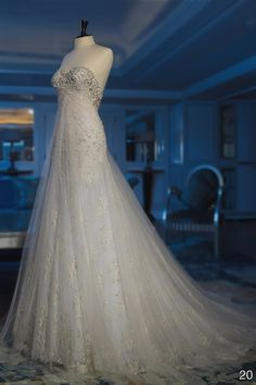 Abed Mahfouz - collection bridal Halima2013