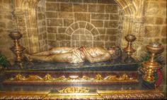 El Cristo Yacente.