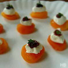 Abrikozen hapjes uit het Forest Feast kookboek van Erin Gleeson