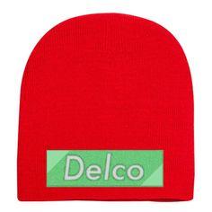 Delco Premium Knit Beanie