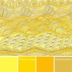 Mental Color Palette 8 - Improve learning
