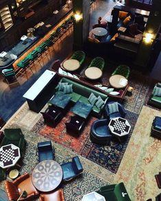 Tribeca Citizen   First Look: The Beekman Hotel