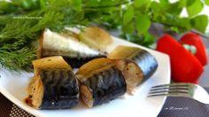 Скумбрия - коптим на природе. Рецепты для отдыха на природе и пикника в кулинарном блоге Татьяны М.