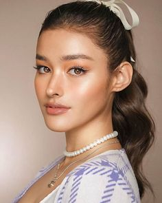 Liza Soberano, Filipina Girls, Face Anatomy, Beautiful Girl Indian, Cute Beauty, Jessica Chastain, Korean Makeup, Beauty Queens, Tumblr