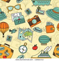 Стоковые фотографии и изображения Summer Doodle | Shutterstock