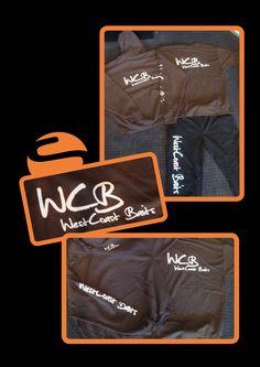 Screen Promotion heeft de kleding voor West Coast Baits bedrukt.