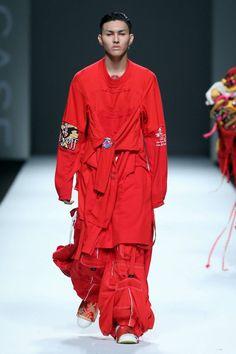 Male Fashion Trends: Just in case Spring-Summer 2017 - Shanghai Fashion Week