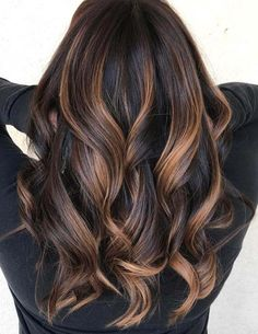 40 Perfect Brunette Highlights & Hair Color Ideas for 2018