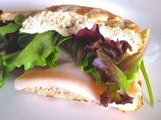 RECETA FITNESS/ Sandwich sin hidratos & sin grasa - Fitfoodmarket