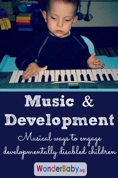 There are so many ways music can motivate special needs kids!