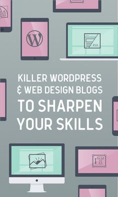Six quality blogs to keep your finger on the pulse of Wordpress and web design news