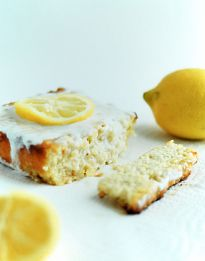 I love lemon! Low Carb Lemon Cake - The Low Carb Diet