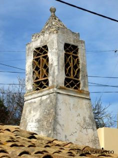 Construída em 1910 Portugal, Moorish, Algarve, 1, Tower, Exterior, Building, Design, Style