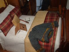 All The Small Things-doctorrobin:        But a couple of years ago I did build a room box of Harry Potter's room at Number Four Privet Drive.