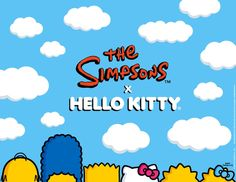 What We Want From The Simpsons x Hello Kitty Collaboration