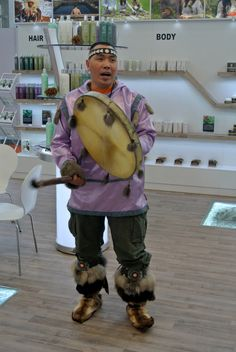 Přírodní kosmetika Natura Siberica na výstavě Vivaness 2013 v německém Norimberku.