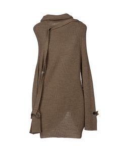 Y's yohji yamamoto Women - Sweaters - Long sleeve sweater Y's yohji yamamoto on YOOX