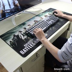 Cheap gaming mouse pad, Buy Quality office desk pad directly from China mouse pad Suppliers: Speed Large Big Gaming Mouse Pad Mousepad Mat Rubber Lock Edge Computer Keyboard Game office Desk Pad for Gamer Mat