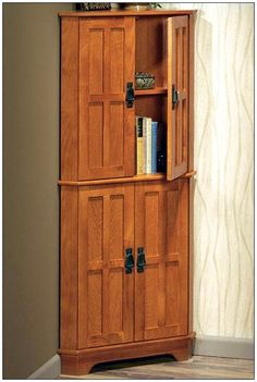 1000 Images About Corner Cabinets Shelves On Pinterest